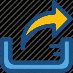 transfer arrow, transfer data, transmission, upload, uploading icon