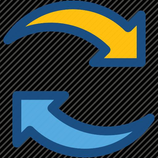 loop, process arrows, refresh, reload, update icon
