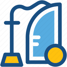 cleaning, hoover, vacuum, vacuum cleaner, vacuuming floor icon