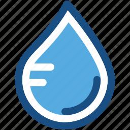 blood, drop, droplet, rain drop, water drop icon