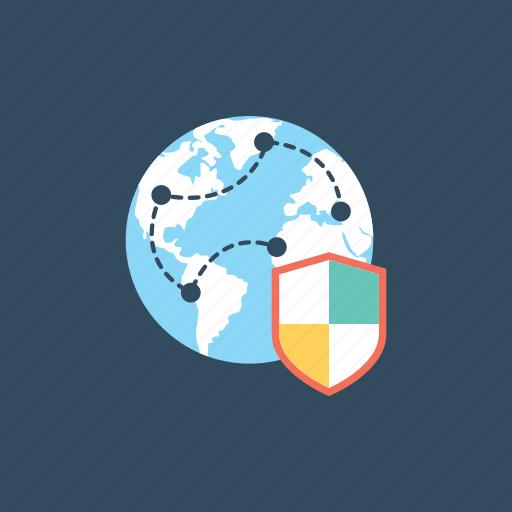 Information security, network integration, network protection, network security, web security icon - Download on Iconfinder