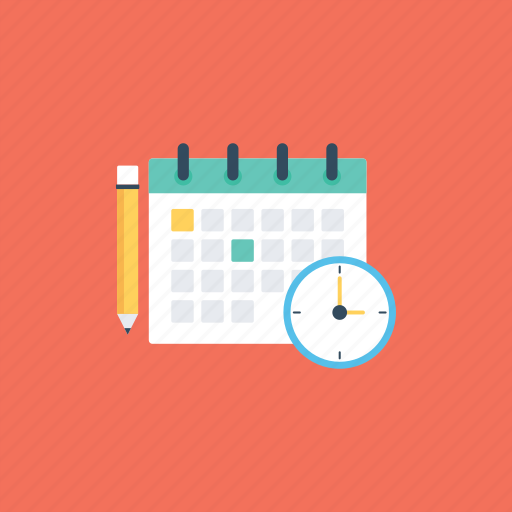 Deadline, event management, planning, schedule, timetable icon - Download on Iconfinder