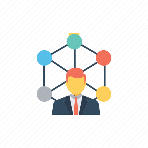 Community network, people connection, social connection, social group, social network icon - Download on Iconfinder