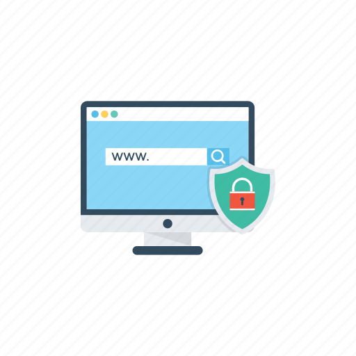 Computer security, cyber security, internet security, online security, web security icon - Download on Iconfinder