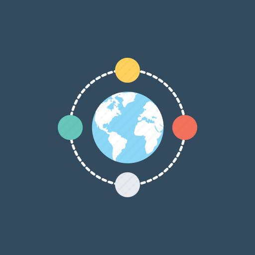 Global communication, global connectivity, global media, global network, internet communication icon - Download on Iconfinder