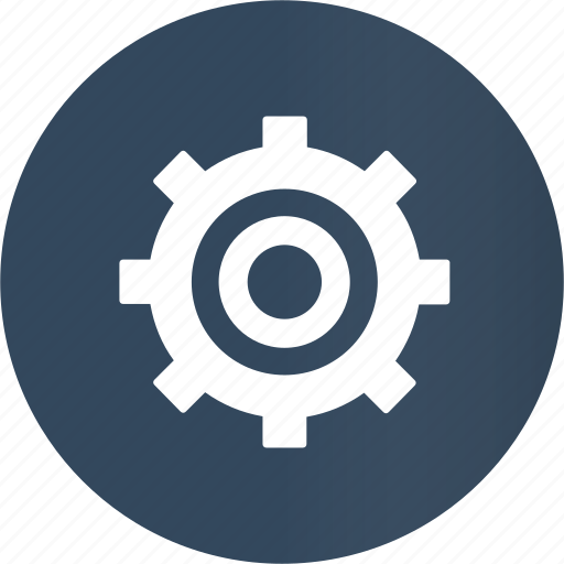circle, configuration, control, options, preferences, settings, tools icon