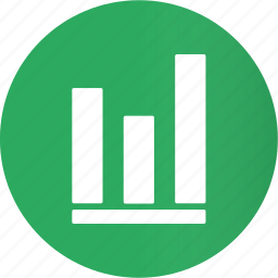 analytics, business, currency, finance, financial, graphic, statistics icon
