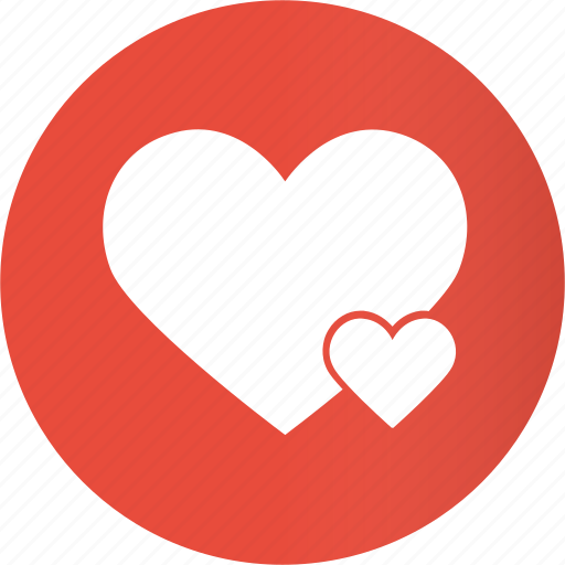 circle, favorite, favorites, favourite, heart, like, love icon