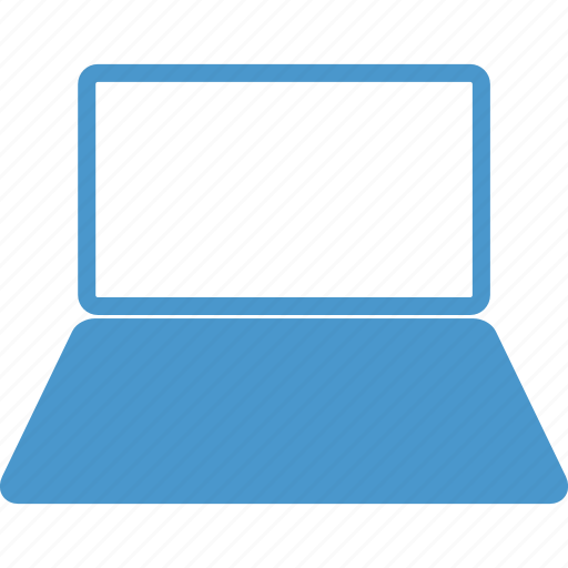 computer, device, laptop, led, monitor, screen, technology icon