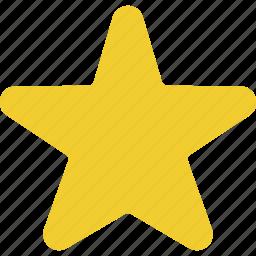 best, fav, favorite, like, medal, star, winner icon