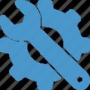 config, gear, option, configuration, repair, setting, tool