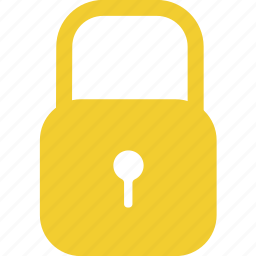 lock, locked, password, privacy, private, protect, security icon