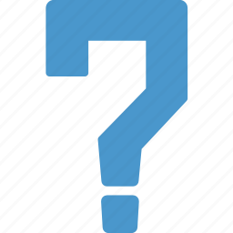 answer, help, info, mark, question, service, support icon