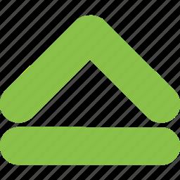 arrow, climb, direction, move, up, upload icon