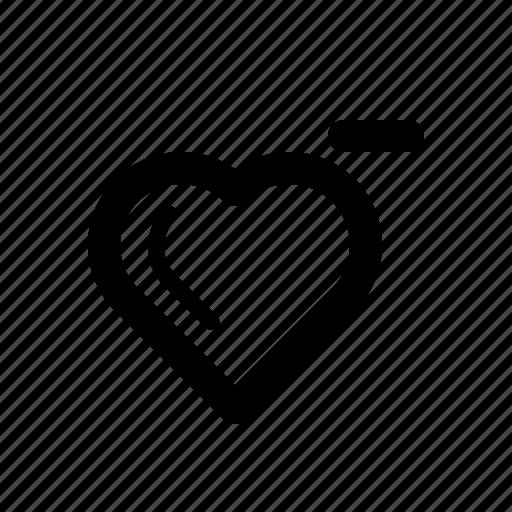 favorite, love, ui, web icon