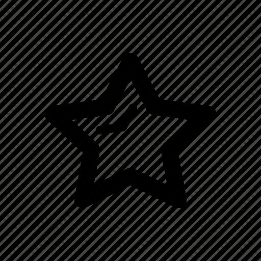 favorite, star, ui icon, web icon