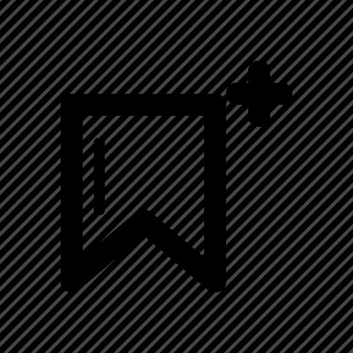 bookmark, pin, ui icon, web icon