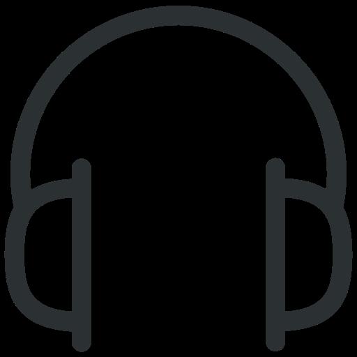 business, earphone, headphone, headphones, headset icon icon