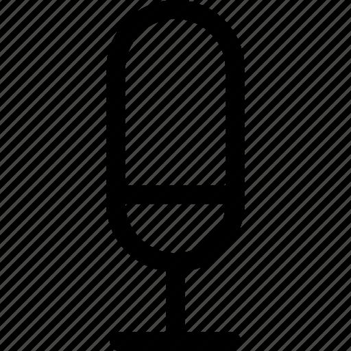 audio, micro, microphone, music, record, sound, speach icon
