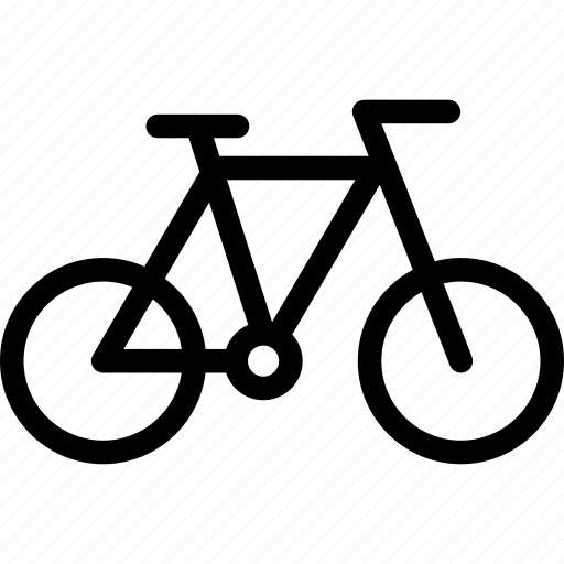 bicycle, bike, city, relax, sports, transportation, travel icon