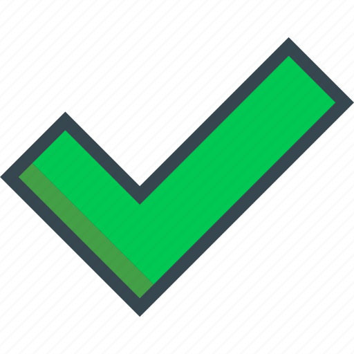 accept, check, done, ok, tick, valid, yes icon