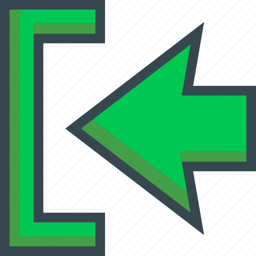 account, arrow, enter, log, login, sign, signin icon