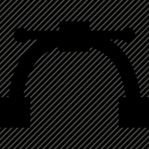 curve, design, nodes, shape icon