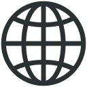earth, globe, internet, planet icon icon
