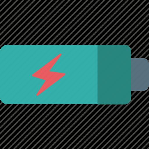 battery, battery charging, mobile battery, phone battery, thunder icon