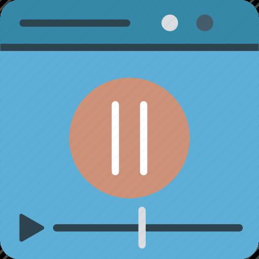 media, media player, multimedia, video player icon