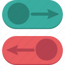 buttons, lever button, toggle buttons, tweaks buttons icon
