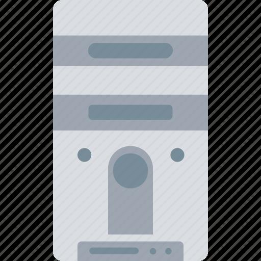 computer, database, pc, server, web icon