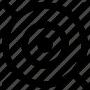 market, marketing, seo, target icon icon