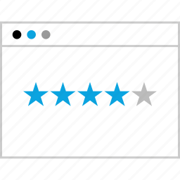 customer, ratings, review, yelp icon