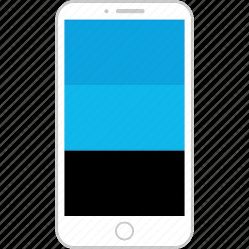 design, mobile, mockup, phone icon