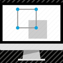 create, design, illustrator, web icon