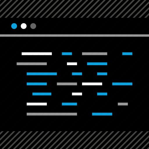 java, javascript, ruby, script icon