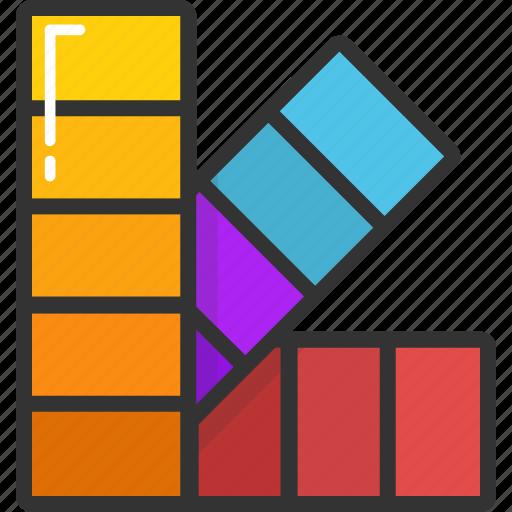 Color Catalogue Colors Chart Colours Palette Paint Swatch