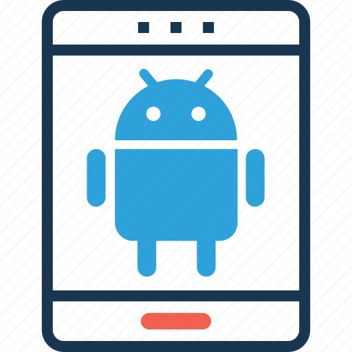 android, application, communication, phone, smartphone icon