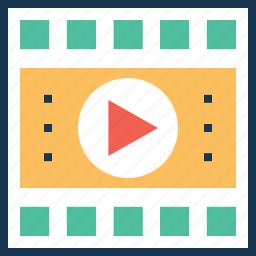 media, media player, multimedia, video, video player icon