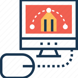 designing, development, layout, layout design, web design icon