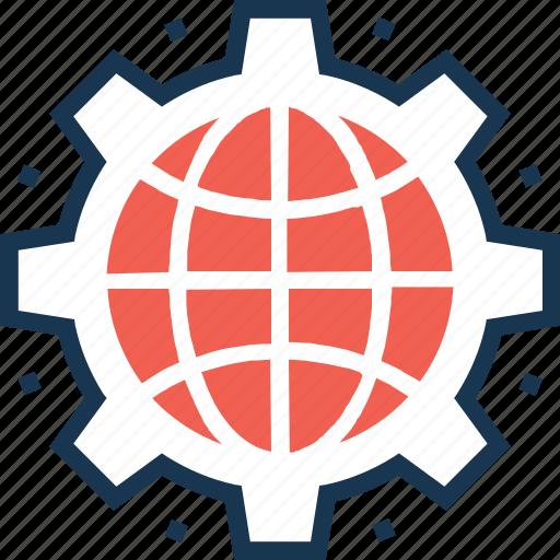 preferences, web, web development, web optimization, web setting icon