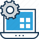 development, web, web development, web optimization, web setting icon