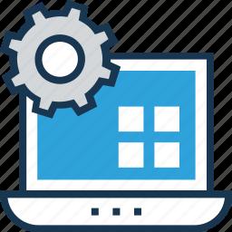 development, web, web development, web optimization, web setting icon