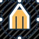 bezier tool, creativity, graphic design, illustration, pen tool icon