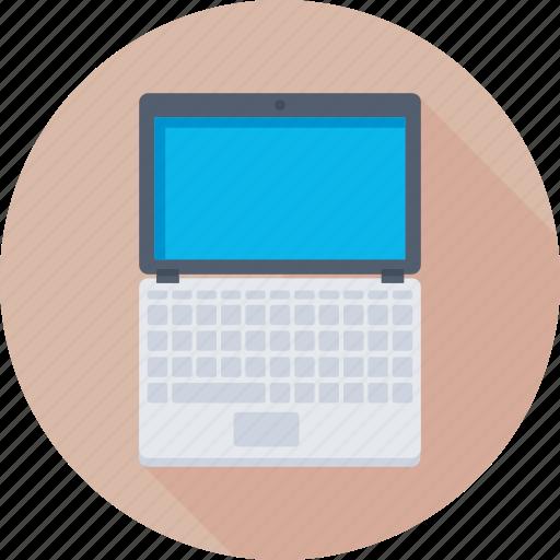 device, laptop, laptop pc, macbook, notebook icon