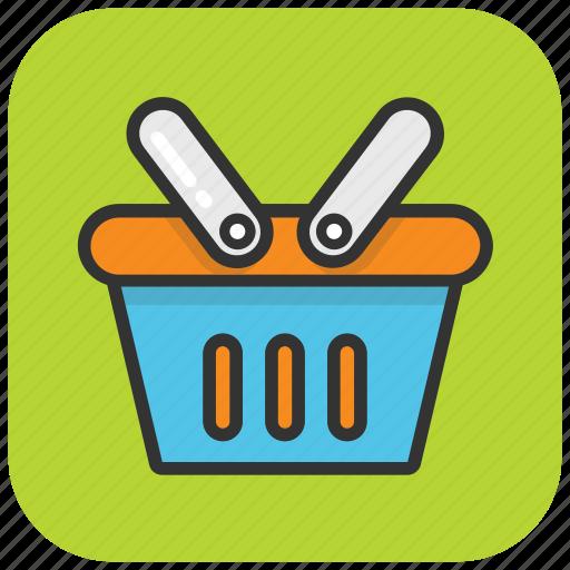add to cart, basket, buy, hamper, shopping icon