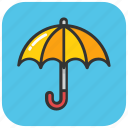 canopy, parasol, protection, sunshade, umbrella icon