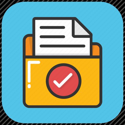 data folder, data storage, document, file storage, folder icon