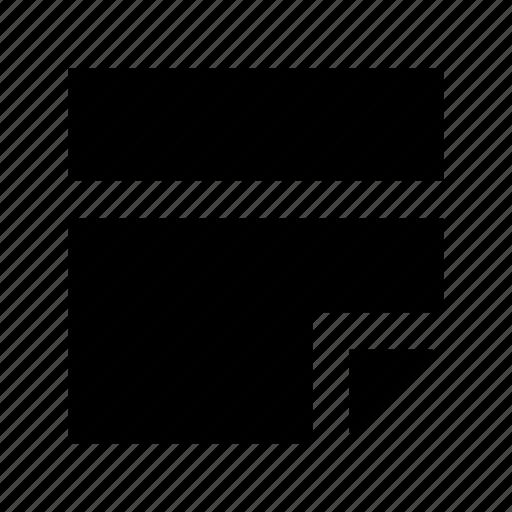 edit, file, format, page, web file icon